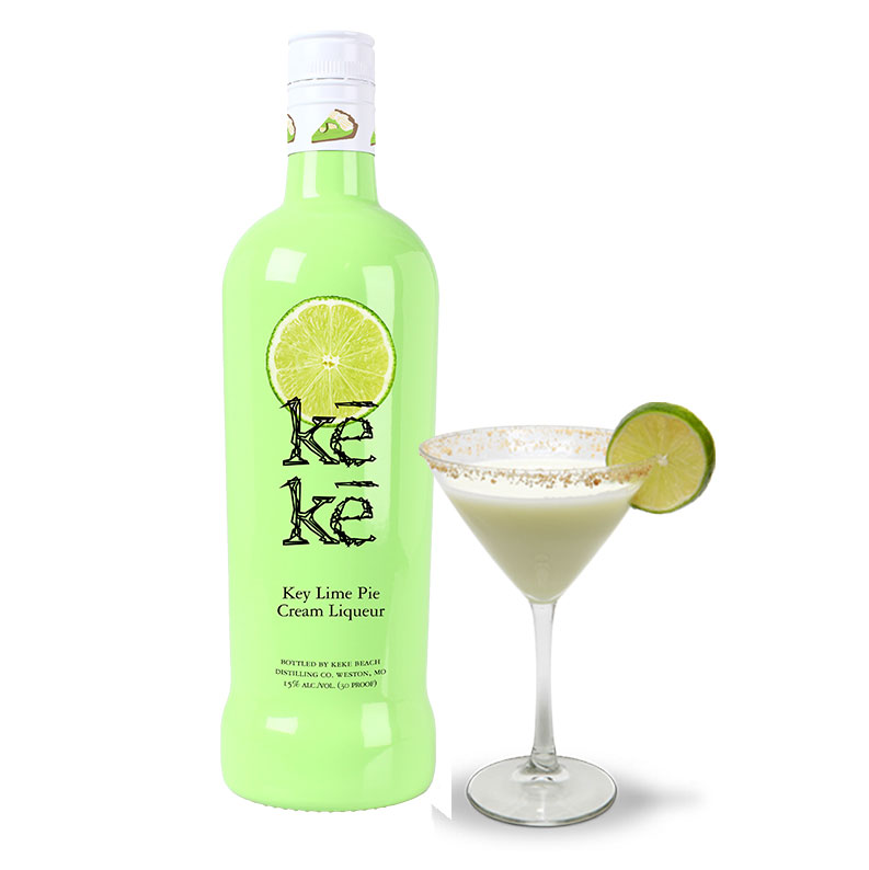 Keke This Unique Cream Liqueur Tastes Just Like A Delicious Key Lime